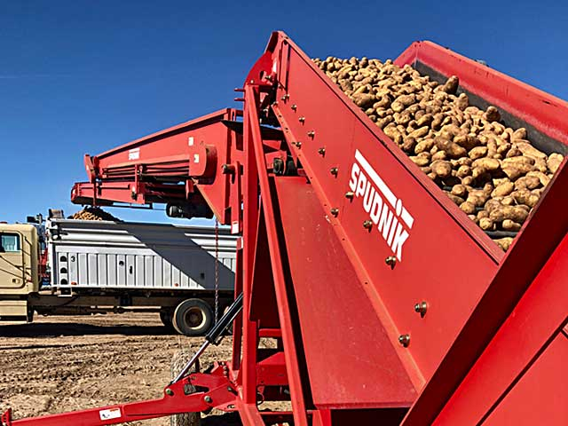 Seasonal Seed Shipping Operation